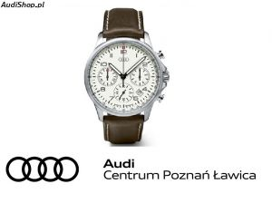 Zegarek Audi Luminous mechanizm Miyota Citizen 6S20